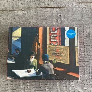 Edward Hopper Chop Suey 1000 pc puzzle